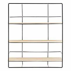 Premier Housewares Brixton 3 Layer Shelf