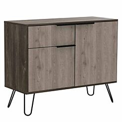 Nevada Small Sideboard with Hairpin Legs