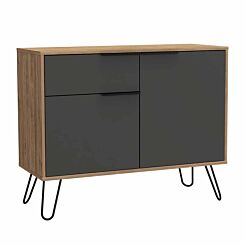 Vegas Small Sideboard with Hairpin Legs