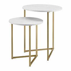 Sten V-Leg Nesting Side Tables