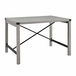 Fiske Metal X Dining Table