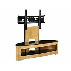 Jual Florence Cantilever TV Stand Oak