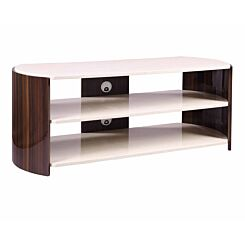 Jual Milan Gloss Walnut TV Stand