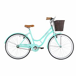 Barracuda Lacerta Heritage Ladies City Bike 19 Inch Frame Blue