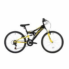 Flite Taser Dual Suspension Adult Mountain Bike
