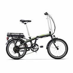 Lombardo Ischia Folding Electric Bike 11 Inch Frame