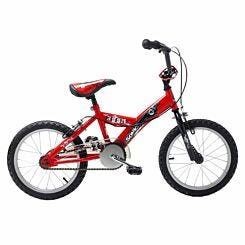 Sonic Boom Boys Bike 16 Inch Wheel