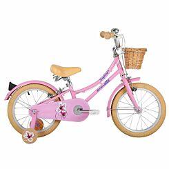 Emmelle Snapdragon Girls Bike 16 Inch Wheel