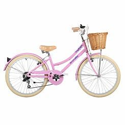 Emmelle Snapdragon Girls Bike 24 Inch Wheel