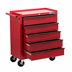 Hilka Heavy Duty 5 Drawer Trolley