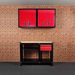 Hilka Garage 3 Piece Storage Solution