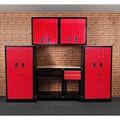 Hilka Garage 5 Piece Storage Solution