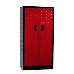 Hilka Garage Tall Cabinet