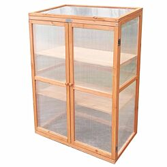 Charles Bentley FSC Cold Frame Greenhouse Box Medium