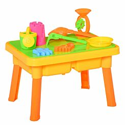 Zesty Kids Sand and Water Play Table with Accessories