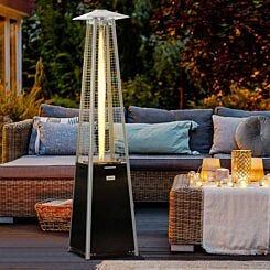 Alfresco 225cm Pyramid Patio Gas Heater 11.2KW