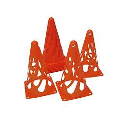 Charles Bentley Pack Of 12 Flexible Cones