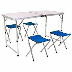 Charles Bentley Foldable Camping Table