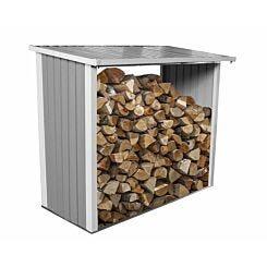 Charles Bentley Metal Log Stores 6x3ft