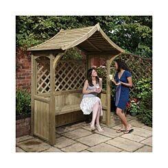 Rowlinson Party Arbour Garden Furniture