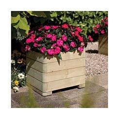 Rowlinson Marberry Square Garden Planter