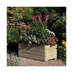 Rowlinson Garden Marberry Rectangular Planter