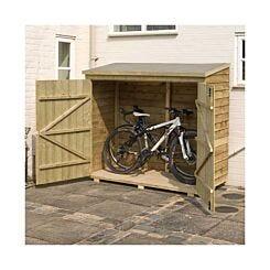 Rowlinson Overlap Bike Garden Store