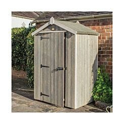 Rowlinson Heritage Garden Shed 4 x 3Ft