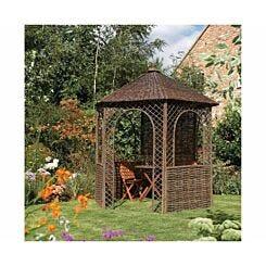 Rowlinson Willow Garden Gazebo