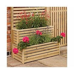 Rowlinson Garden Creations 2 Tier Planter