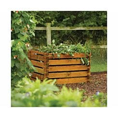 Rowlinson Wooden Box Composter
