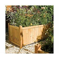 Rowlinson Rectangular Garden Planter
