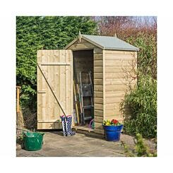 Rowlinson Oxford Garden Shed 4 x 3ft