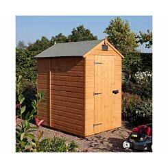 Rowlinson Security Garden Shed 6 x 4ft
