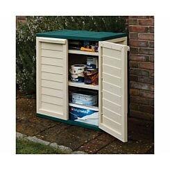 Rowlinson Plastic Garden Utility Cabinet