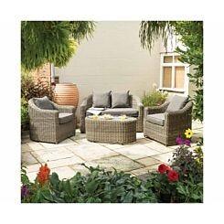 Rowlinson Bunbury Rattan Sofa Set