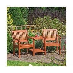 Rowlinson Willington Garden Companion Seat
