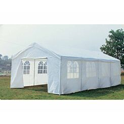 Charles Bentley Marquee Tent Gazebo 8M x 4M