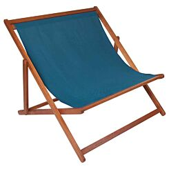 Charles Bentley Wooden Double Deck Chair