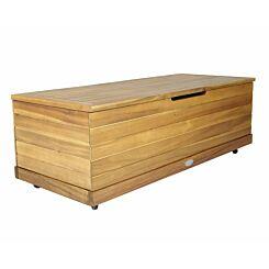 Charles Bentley Wooden FSC Acacia Garden Storage Box