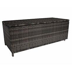 Charles Bentley Rattan Garden Storage Box