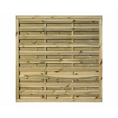 Rowlinson Gresty Garden Screen Fencing 6ft x 6ft Pack of 3