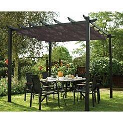 Rowlinson Latina Sun Canopy 3M x 3M