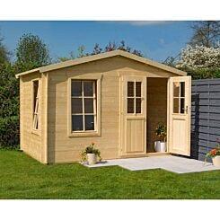 Rowlinson Log Cabin Garden Studio
