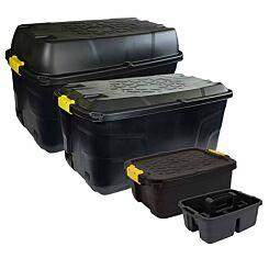 Charles Bentley Strata Heavy Duty Box Bundle 175, 145L, 24L plus Caddy
