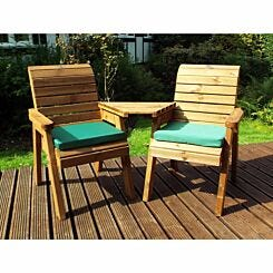 Charles Taylor Twin Companion Set with Cushions