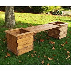 Charles Taylor Planter Bench