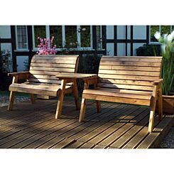 Charles Taylor Twin Straight Bench Set