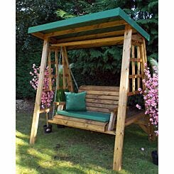 Charles Taylor Dorset Two Seat Swing Green