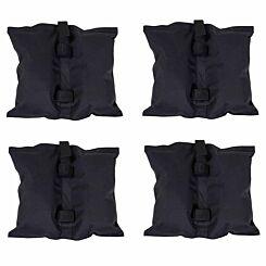 Charles Bentley Gazebo Leg Weight Bags Set of 4